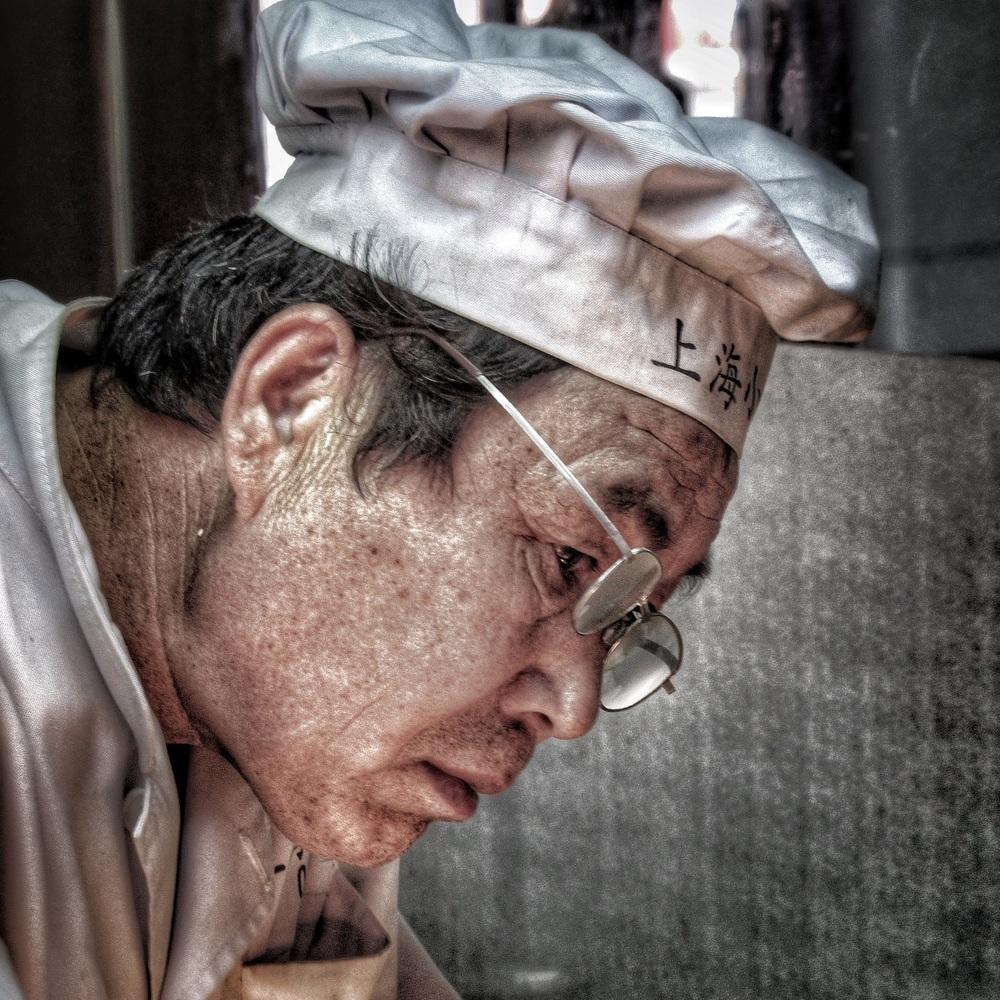 Shanghai Pastry Chef