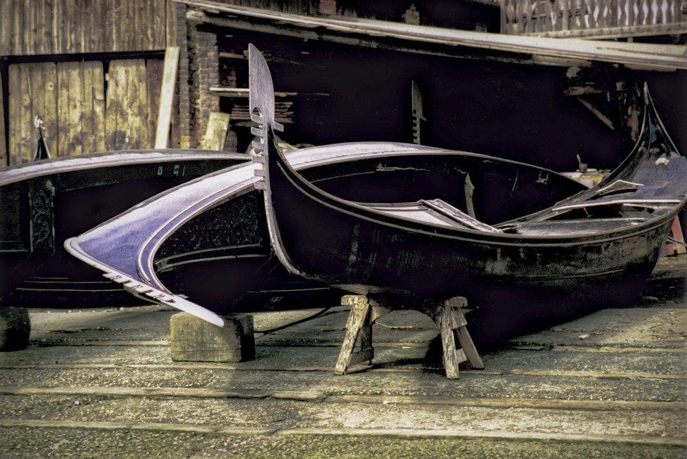 Venice Gondola/Boat Builder