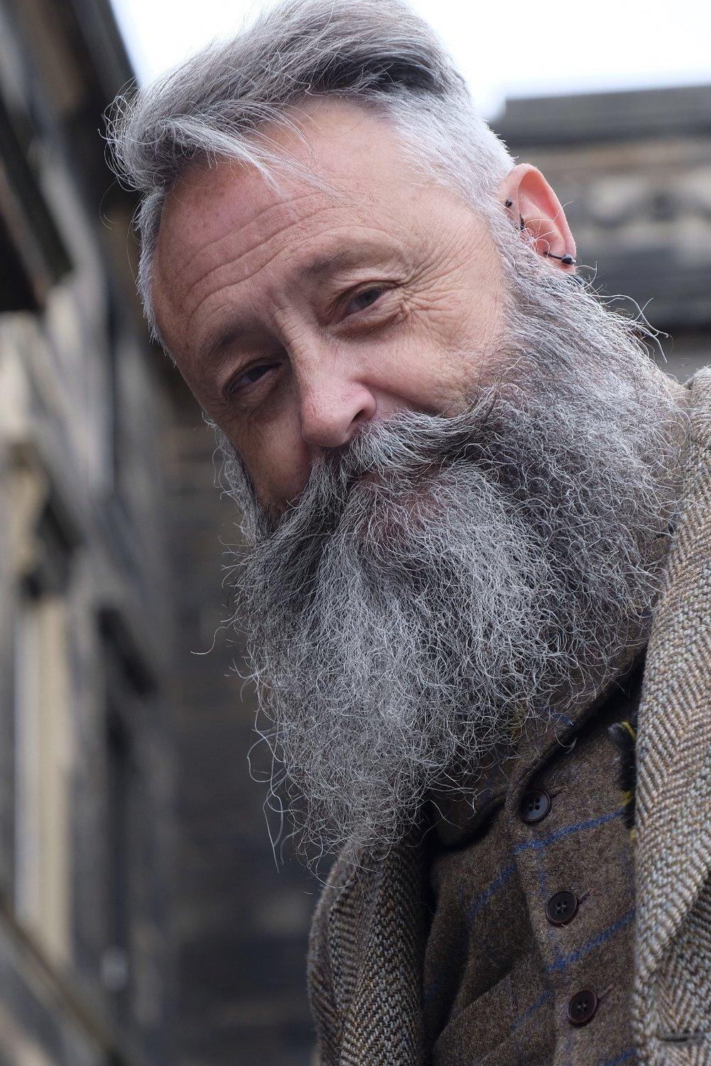 Scottish Beard