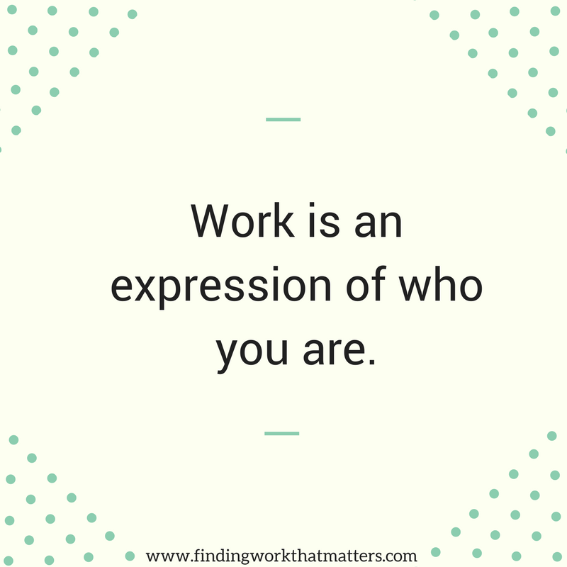 Work is an expression.png