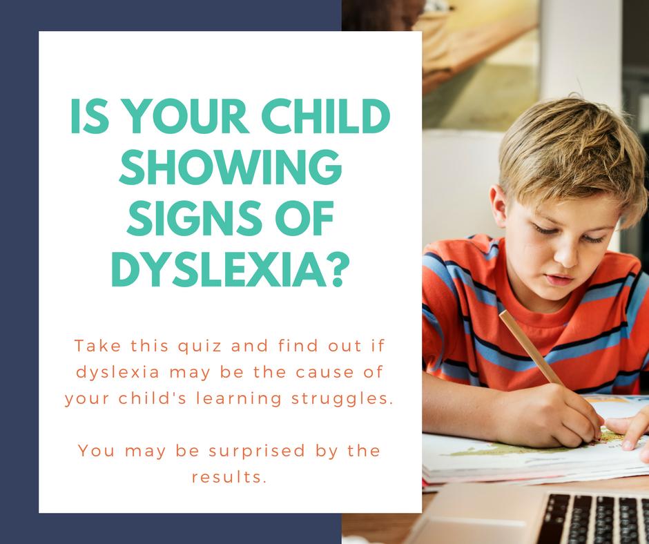 Denver Dyslexia Quiz