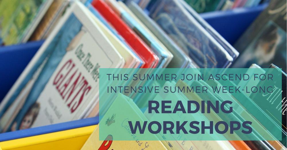 Denver Reading Summer Camp