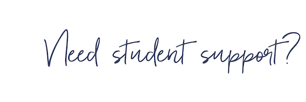 Student Dyslexia Support