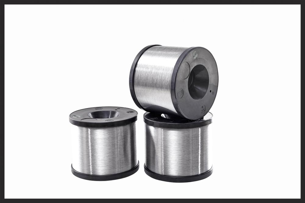 PLASTİK MAKARALAR aluminyum tel
