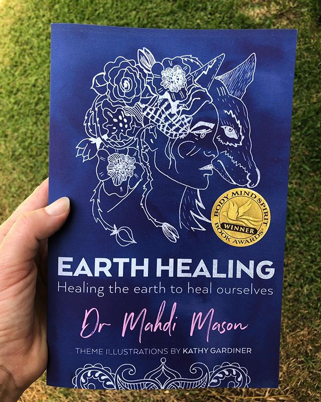 A beautiful customer got in contact with me this morning to tell me that her copy of Earth Healing had arrived with terrible quality print. So much so that words were missing and it was hard to make sense of.  All of my books are printed on demand, meaning they are printed at many different locations around the world. Although this is great for waste and transport reduction, it also makes it difficult to keep an eye on the quality of product each printer sends out.  If you have received a poor quality version of my book, please let me know so that I can chase it up with the retailer and printer. We put so much effort into making sure Earth Healing was edited and designed perfectly, so I'd love for everyone to receive it the way we intended.  Have a wonderful weekend, Mahdi 💖