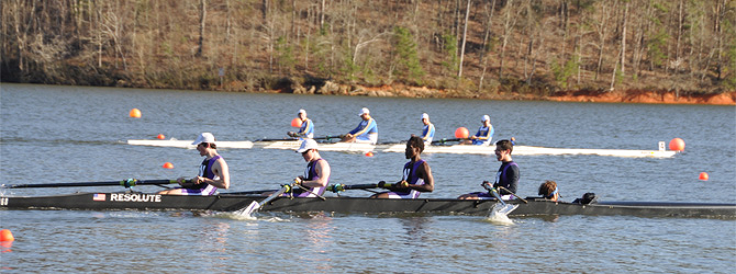 Men's Novice 4+ (Robert Houghton, Evan Wilson, Craig Wanda, Joe Sanchez, Matthew Guzman)