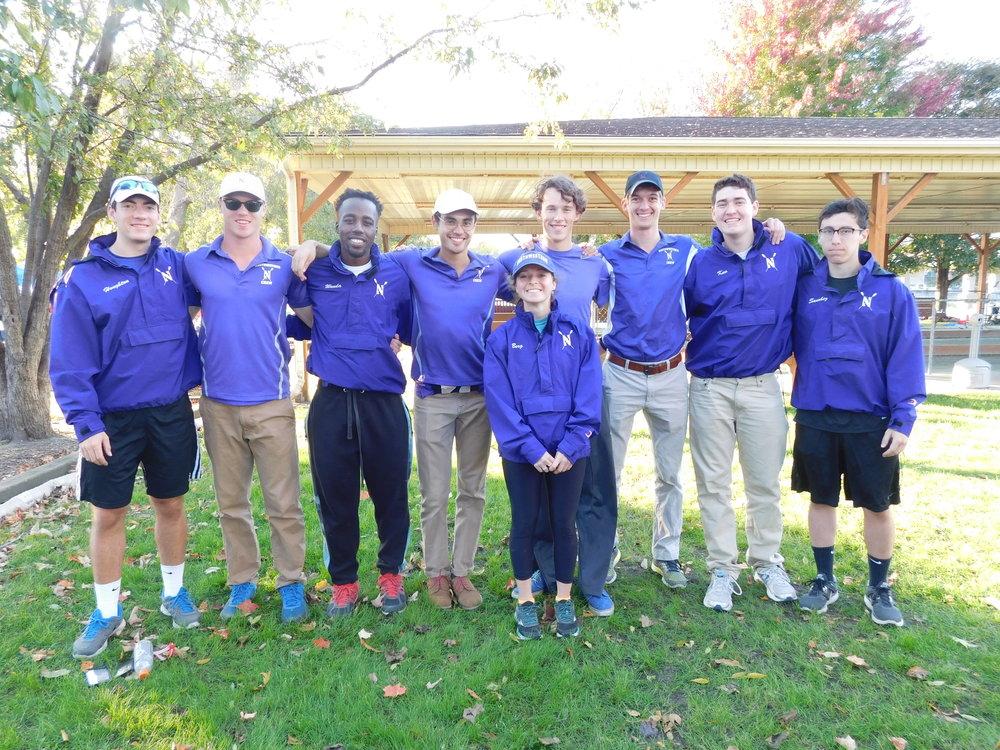 Northwestern Men's 8+  Cox: Ariela Berg, 8: Robert Houghton, 7: Evan Wilson, 6: Craig Wanda, 5: Matthias Wuest, 4: Jared Colin, 3: Kyle Aldrich, 2: Ian Kuo, 1: Joe Sanchez
