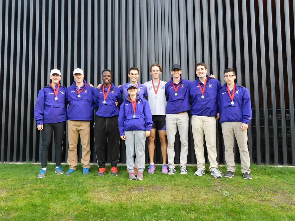 Northwestern Men's 8+: Cox: Ariela Berg, 8: Robert Houghton, 7: Evan Wilson, 6: Craig Wanda, 5: Matthias Wuest, 4: Jared Colin, 3: Kyle Aldrich, 2: Ian Kuo, 1: Joe Sanchez