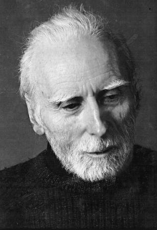 Portrait; Jack Gilbert