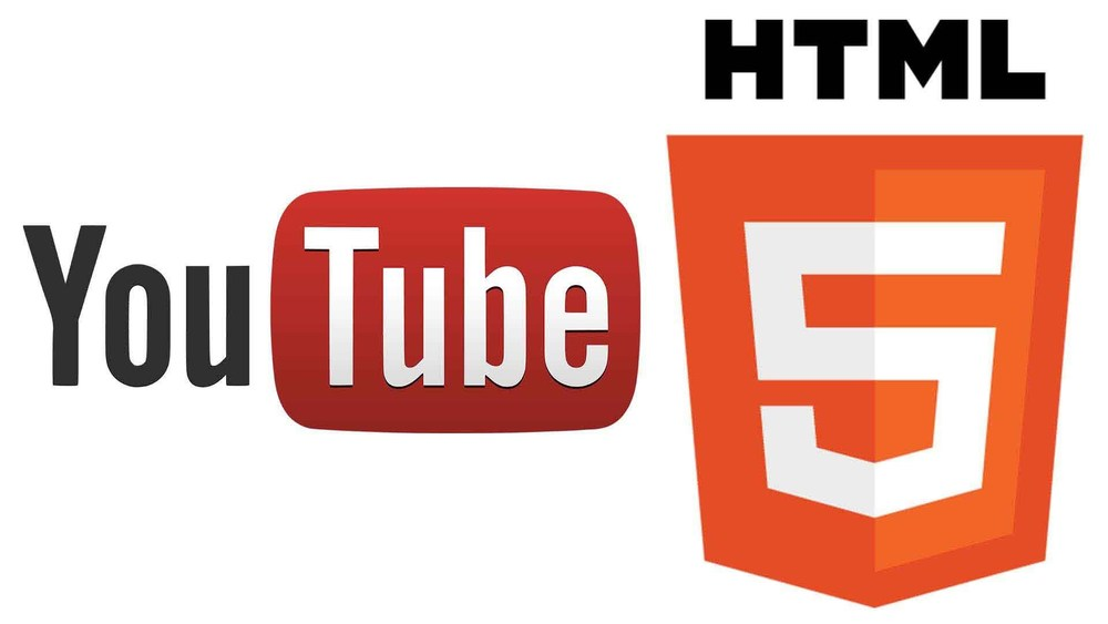 youtube and html5