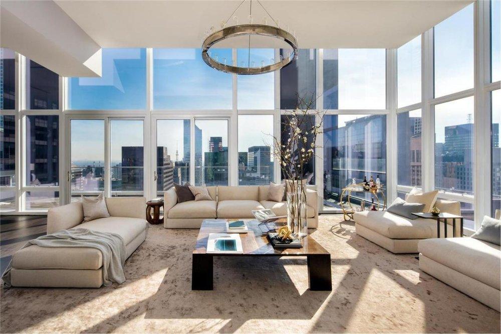 real estate video interior