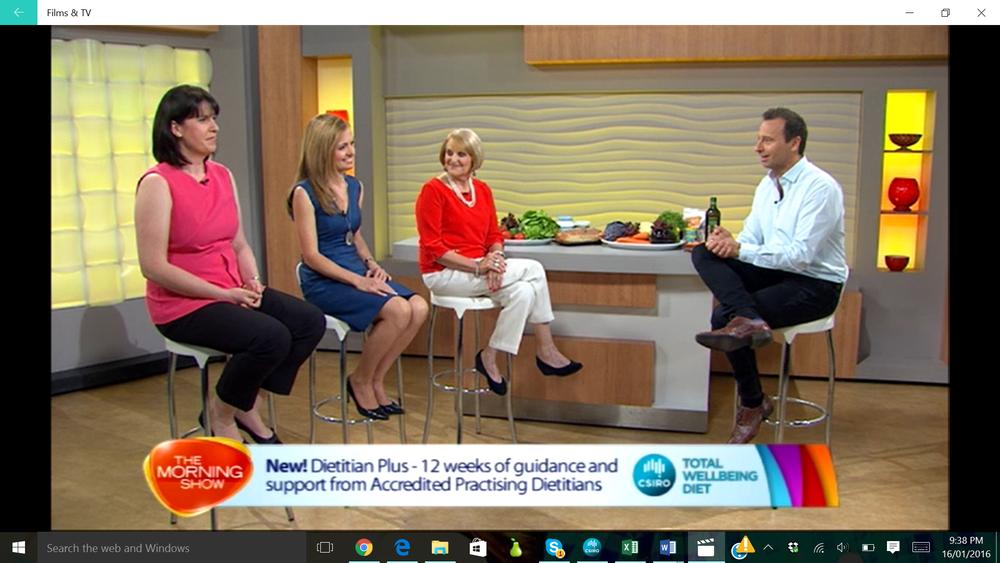 CSIRO Total Wellbeing Diet Online Launch