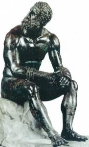 Hellenistic Boxer