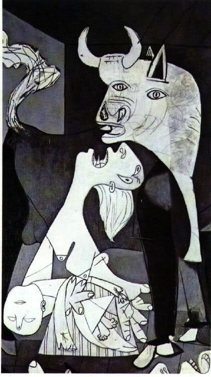 Guernica Bull