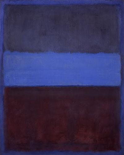 Rothko_Rust and Blue