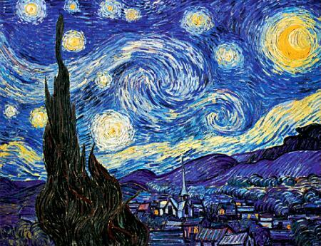 Van Gogh_Starry Night