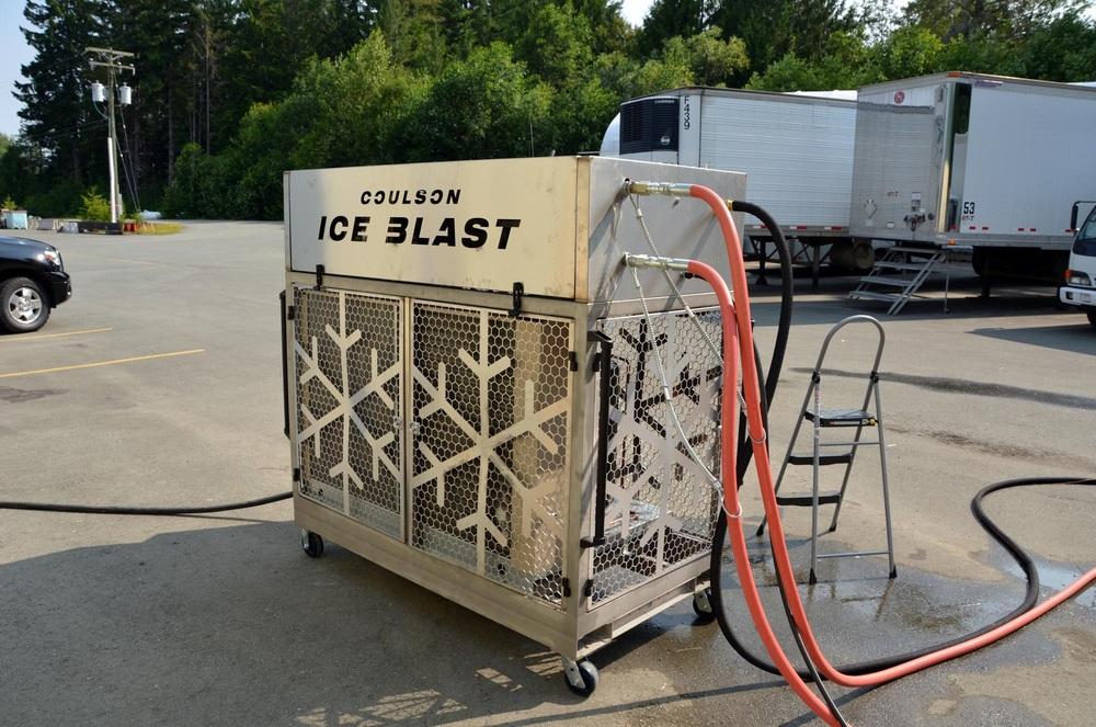 Coulson Ice Blast