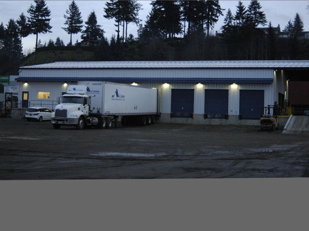 Comox Pacific Depot - Campbell River