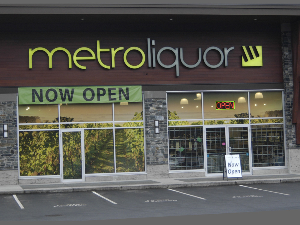 Metro Liquor - Campbell River