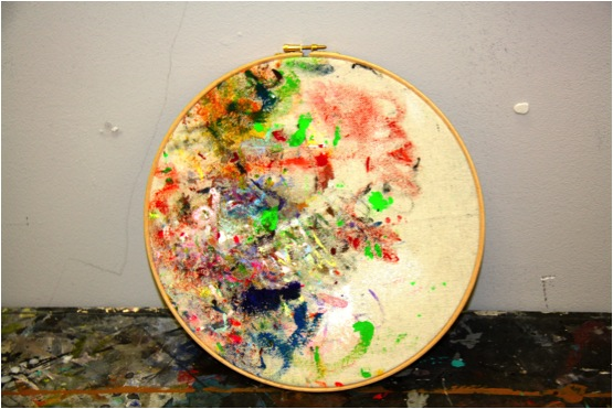 Unconscious painting