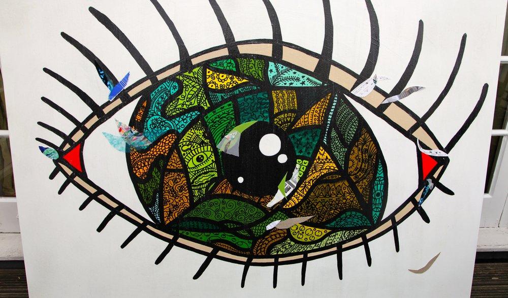 Leafy eye
