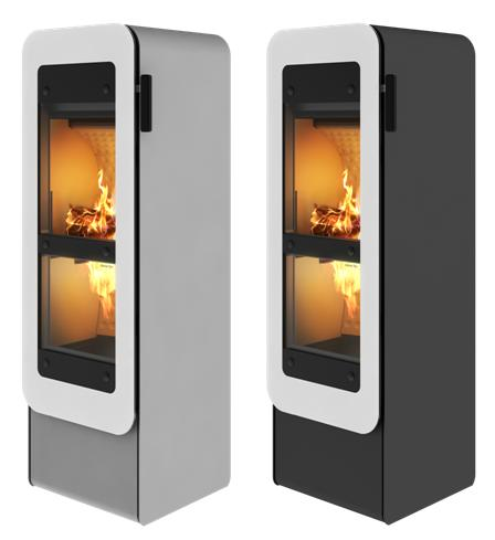 Rais Bionic Fire   Bionic Fire is available in two colours, each of which is a fantastic match for the black and white door.