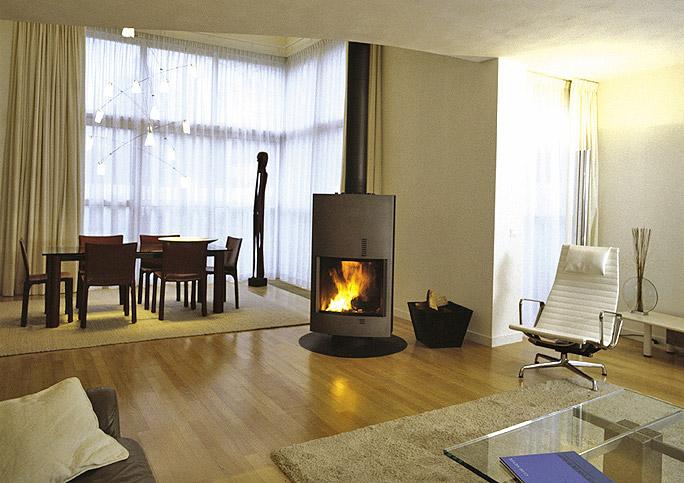 Harrie Leenders Fuga M Wood Burning Stove