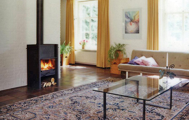 Harrie Leenders HL4 Wood Burning Stove