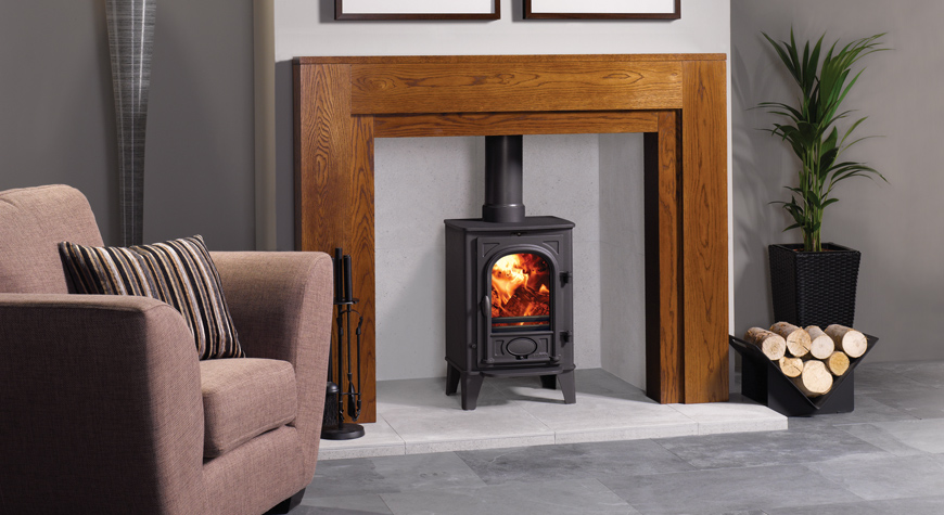 Stovax Stockton 4 Wood Burning Stove