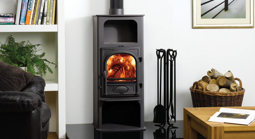 Stovax Stockton 6 Highline Wood Burning Stove