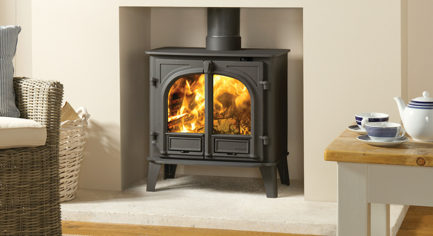 Stovax Stockton 8 Wood Burning Stove