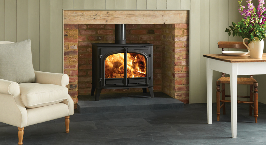 Stovax Stockton 14 Wood Burning Stove