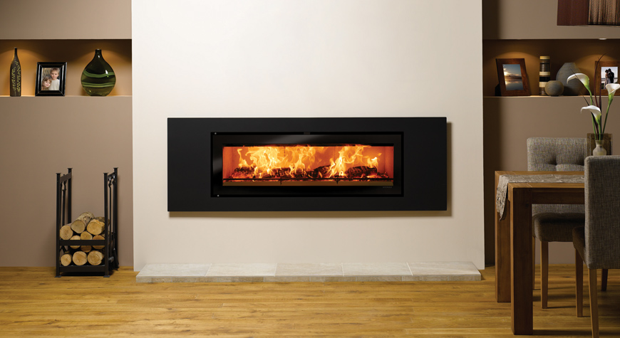 Stovax Riva Studio Steel Wood Burning Stove