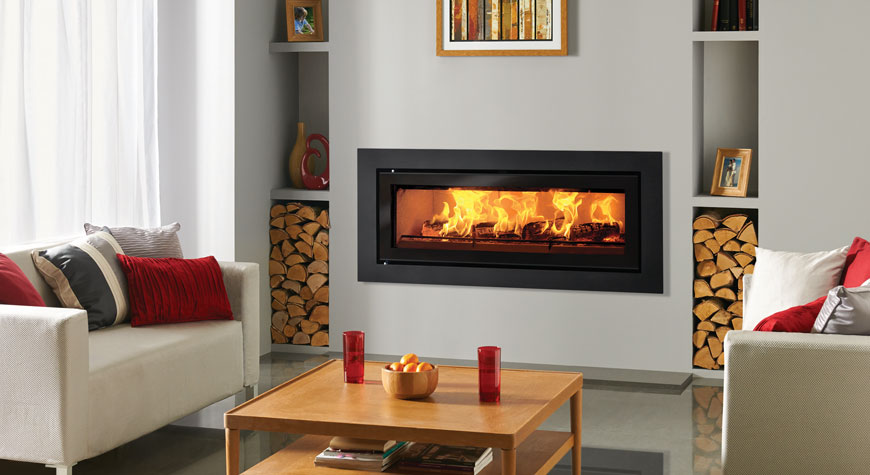 Stovax Riva Studio Steel XS Wood Burning Stove