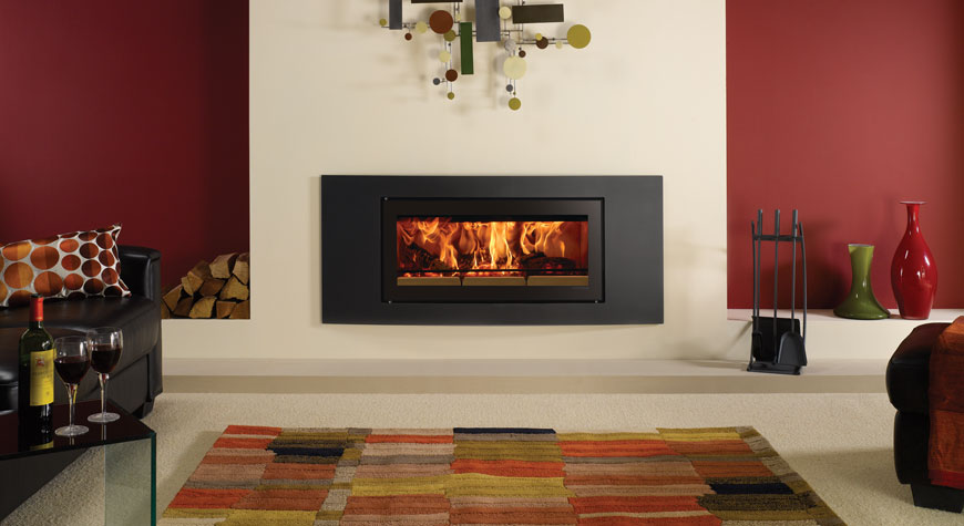 Stovax Riva Studio Verve Wood Burning Stove