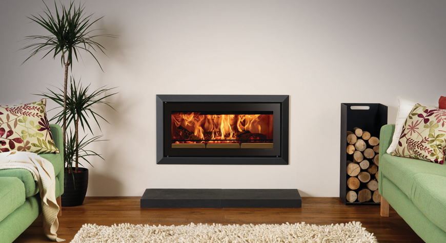 Stovax Riva Studio Bauhaus Wood Burning Stove