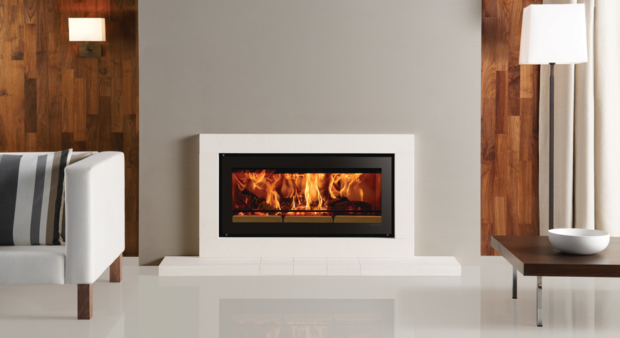 Stovax Riva Studio Sorrento Wood Burning Stove