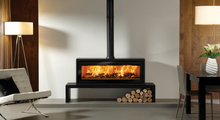 Stovax Riva Studio 3Freestanding Wood Burning Stove