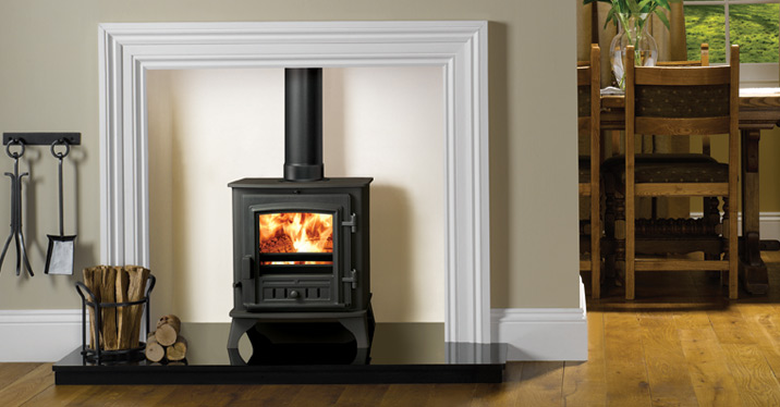 Kensal 33   This wood burner is on display in our showroom