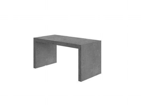 RAIS Constant Bench  Fibre-reinforced concrete material which is also sturdy and durable. The good work-ability allows for the creation of a trendy, minimalist expression with great stability.