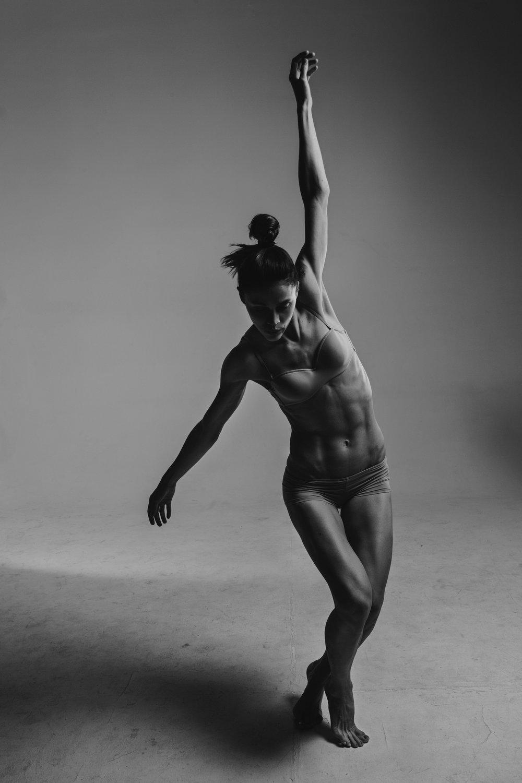 A fine example of hard-earned muscle.  Photo by Olenka Kotyk on Unsplash