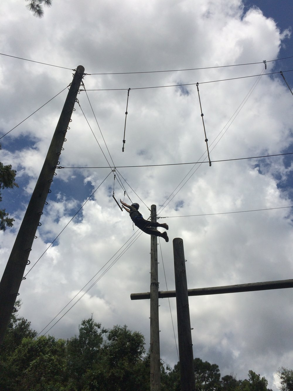 New Orleans Military and Maritime Academy - City Park Challenge Course.JPG