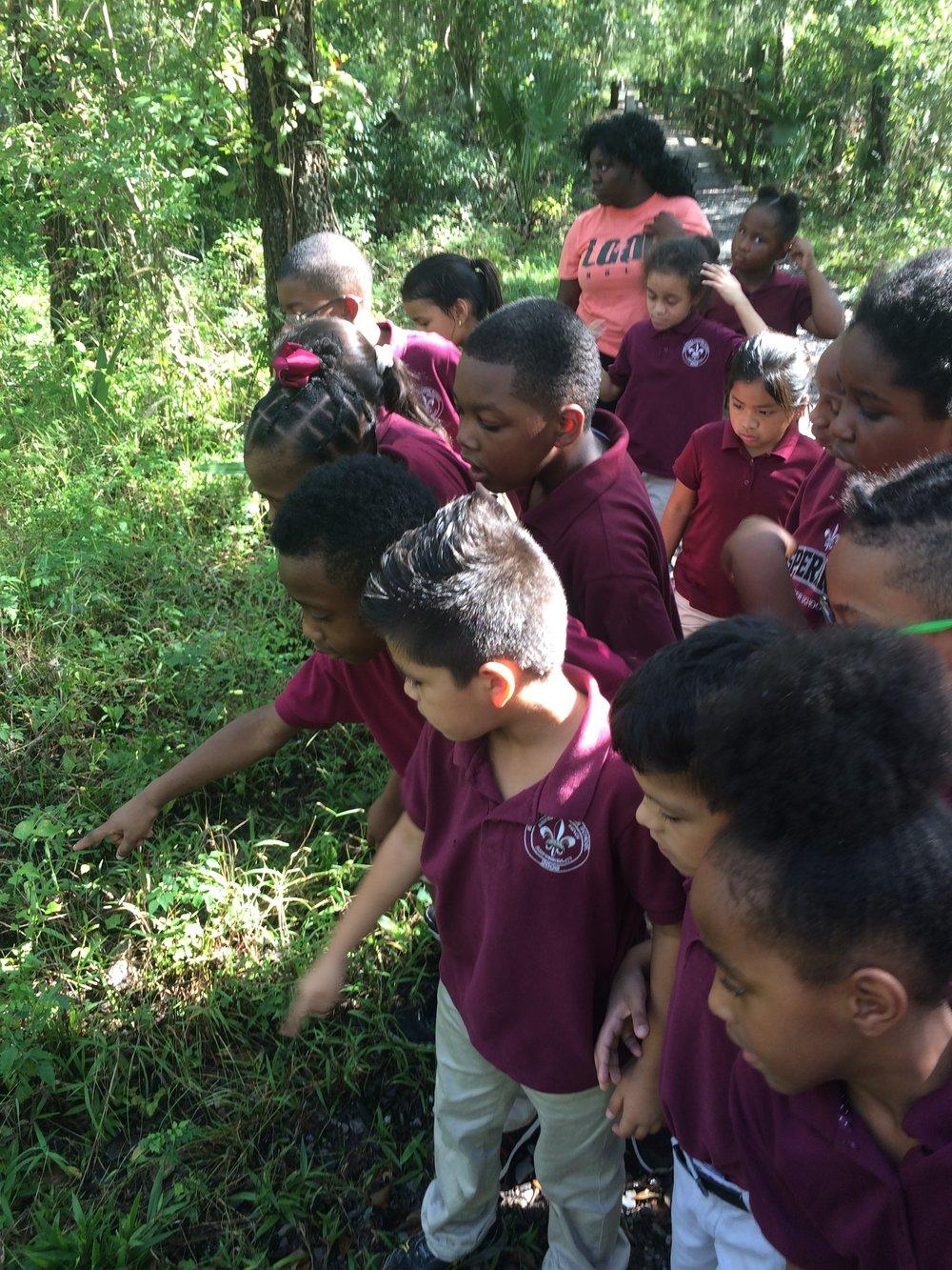 Esperanza Charter School - Jean Lafitte Natiional Park and Preserve.JPG