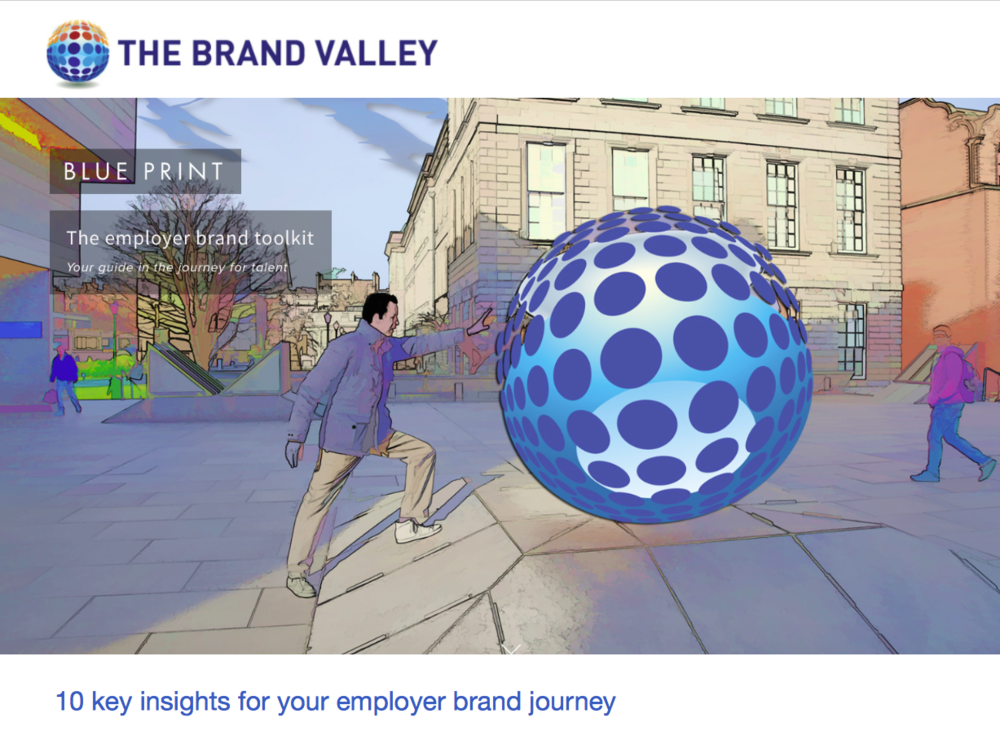 White paper on the Employer Brand Grid (and internal drivers)