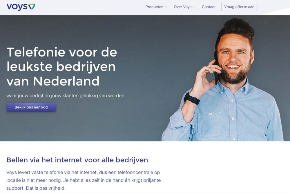 Source: voys.nl