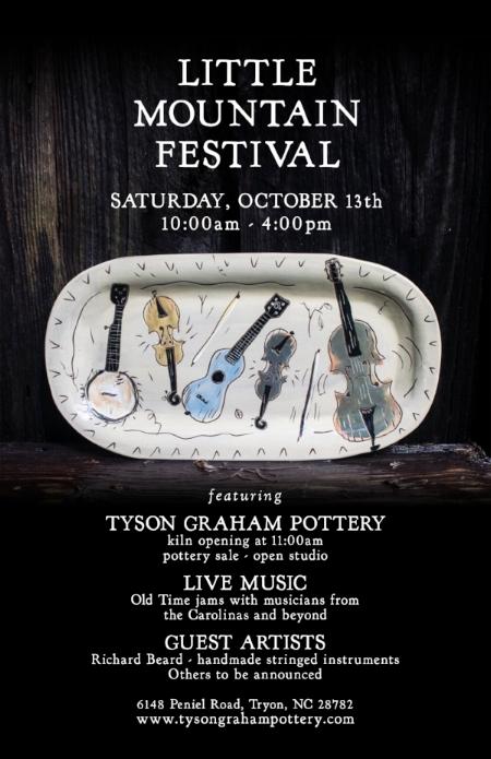 2018 Little Mountain Festival Poster