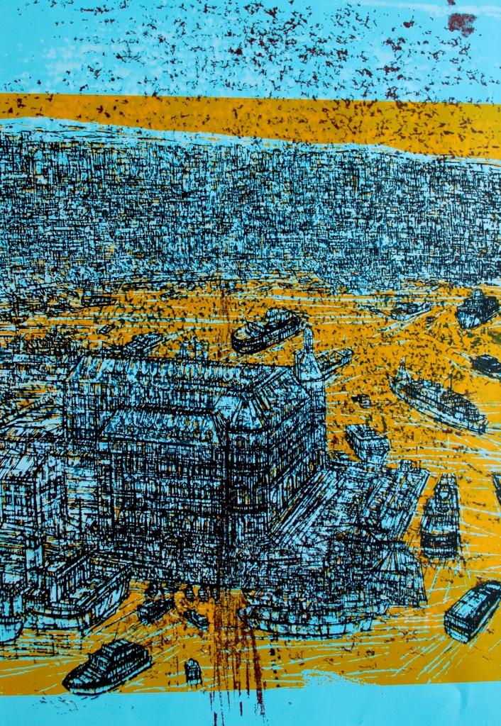 BG10 2of100 Haydarpasa  Kuslan 2011Turquoise and Mustard.jpg