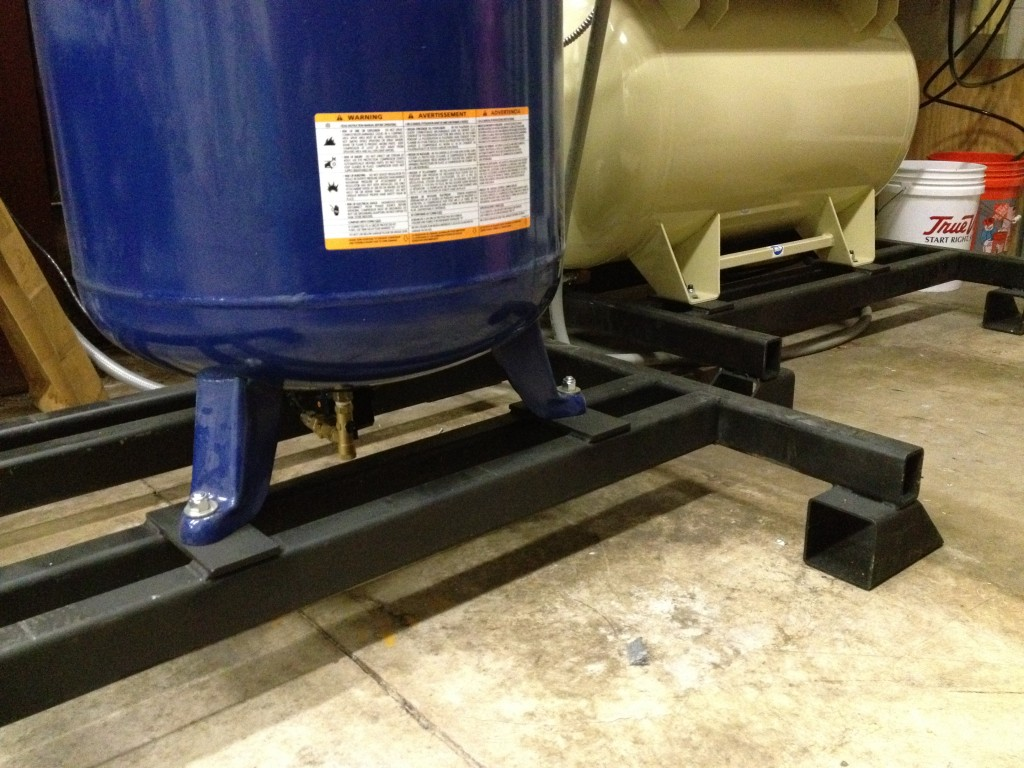 Air Compressor Stands