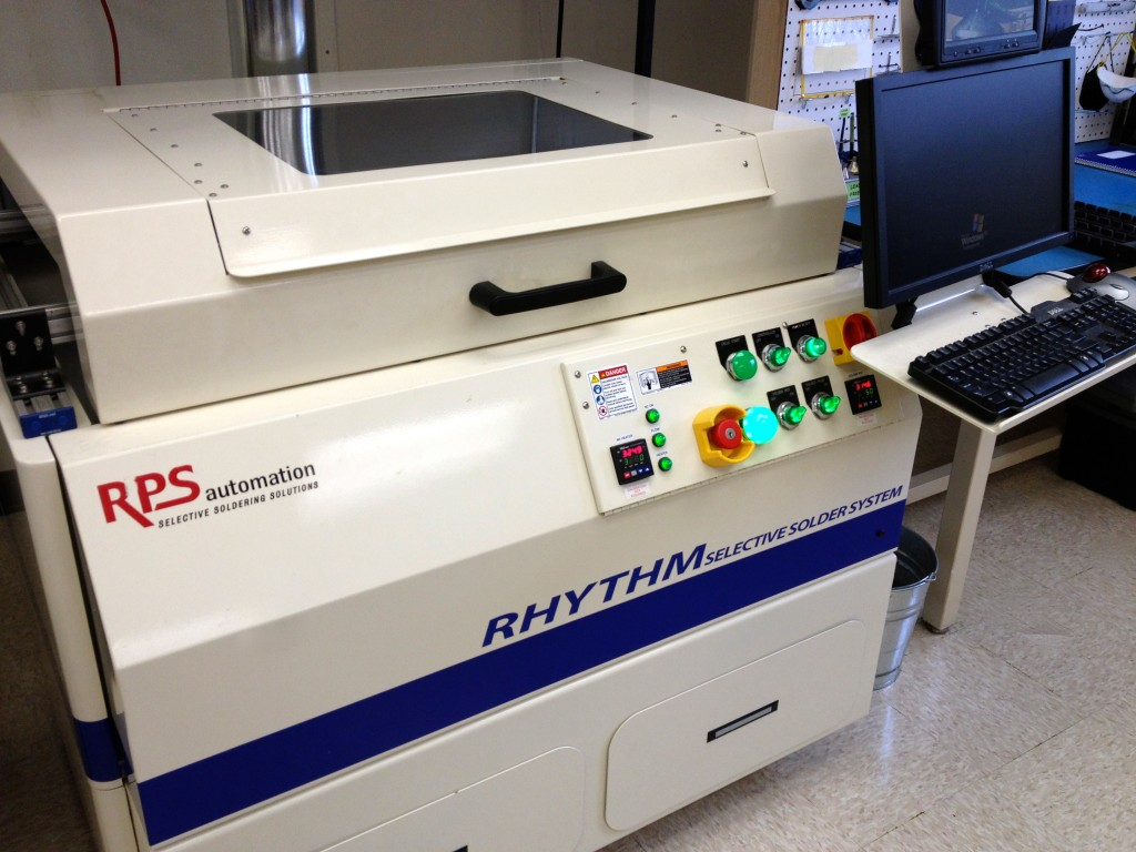 RPS Rhythm Selective Soldering Machine