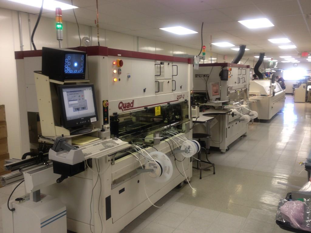 Complete SMT Assembly Line